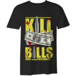 Kill Bill Mens T-shirt Black (S/M/L)