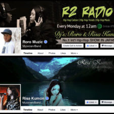 Follow Roro & Risa official FB Pages