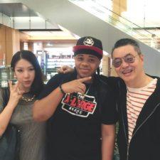 Roro & Risa Reunite with Terumasa Hino