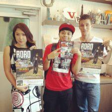 Roro & Risa Kumon Lovefm76.1Mhz Interview
