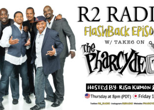 Take6 on R2 RADIO